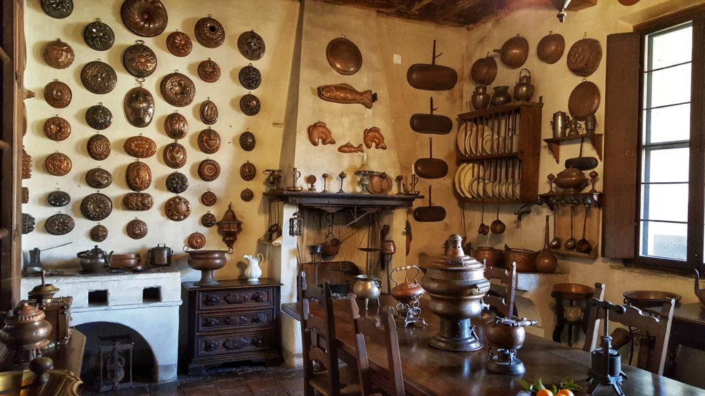 cucina_palazzo d'arco_palazzi di mantova