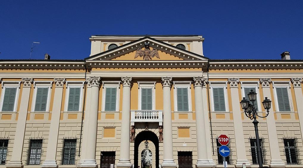 facciata di palazzo d'arco a mantova_esterni