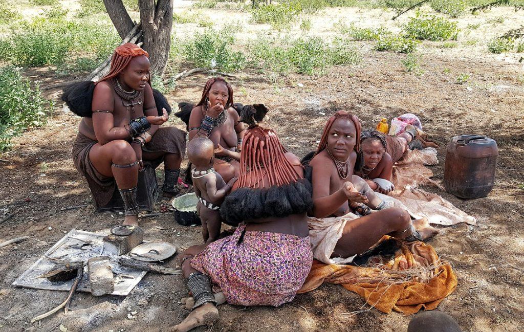 villaggio himba_popoli namibia
