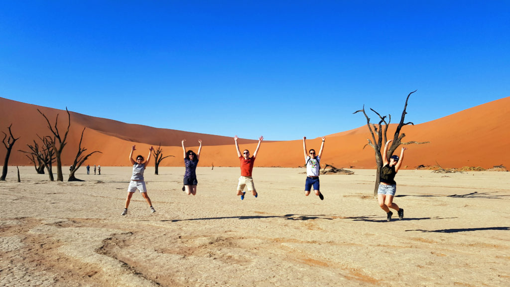 dead vlei diario di viaggio namibia 12 giorni