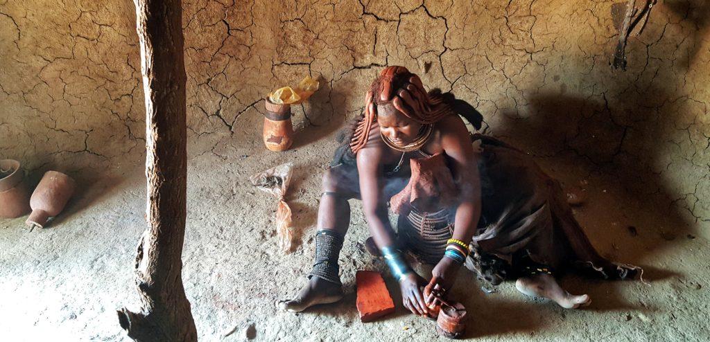 himba namibia diario di viaggio