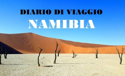 racconto di viaggio in namibia_diario