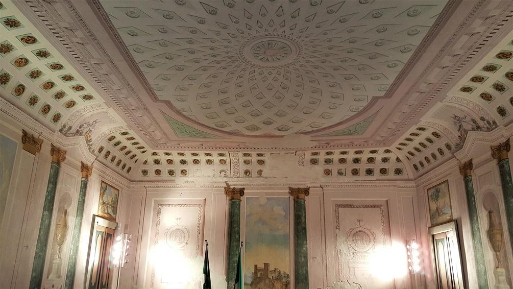 interni di Palazzo Re_Ranzanico
