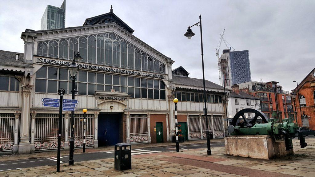 Manchester museo della scienza