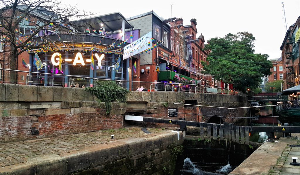 gay village manchester cosa vedere