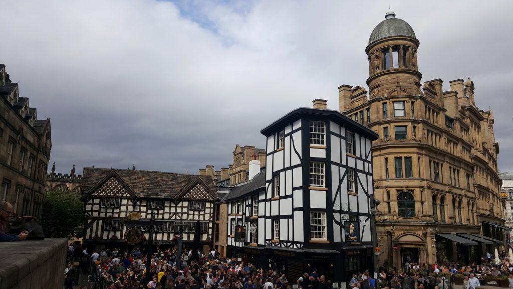 Manchester cosa vedere in un giorno