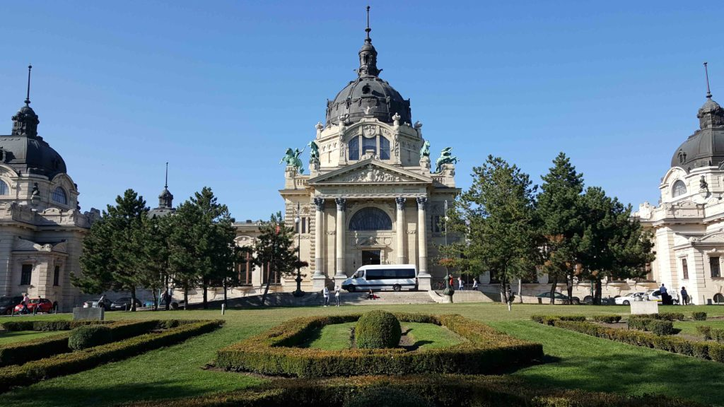 Bagni Szechenyi_Budapest_terme