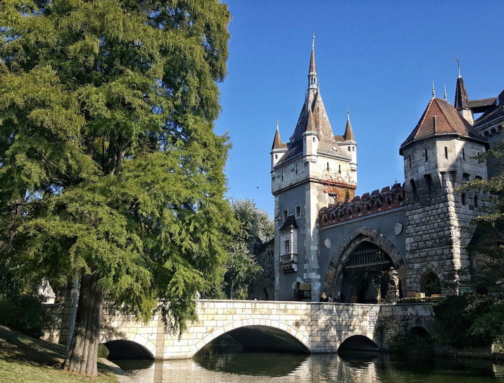 Castello Vajdahunyad_Parco Municipale di Budapest
