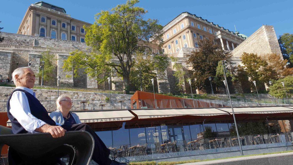 giardini_palazzo reale di budapest_da non perdere