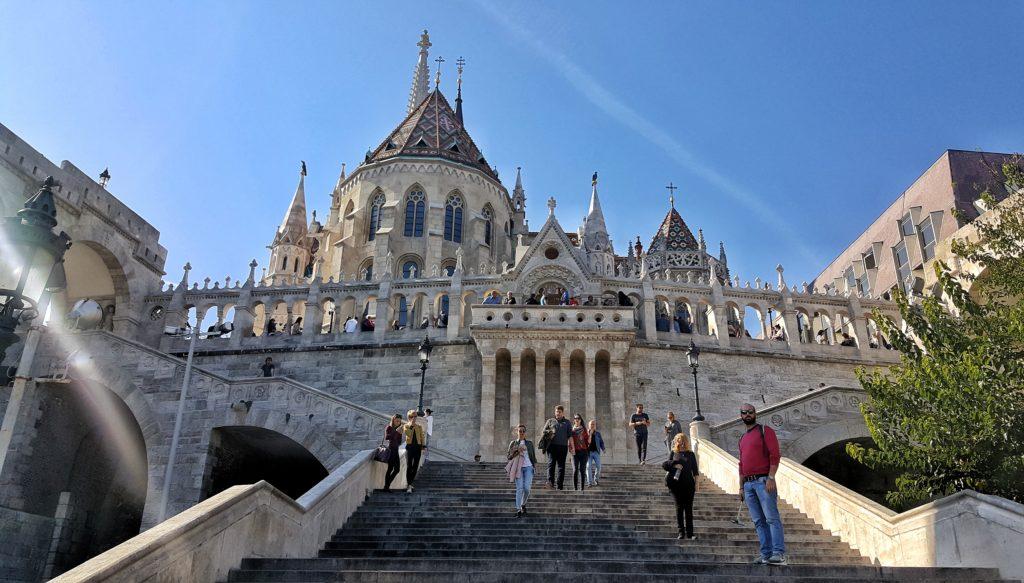 Bastione dei Pescatori_cosa visitare a budapest
