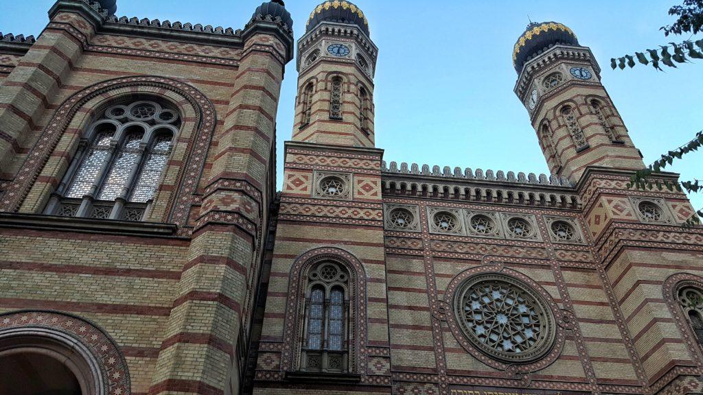 sinagoga di Budapest_quartiere ebraico
