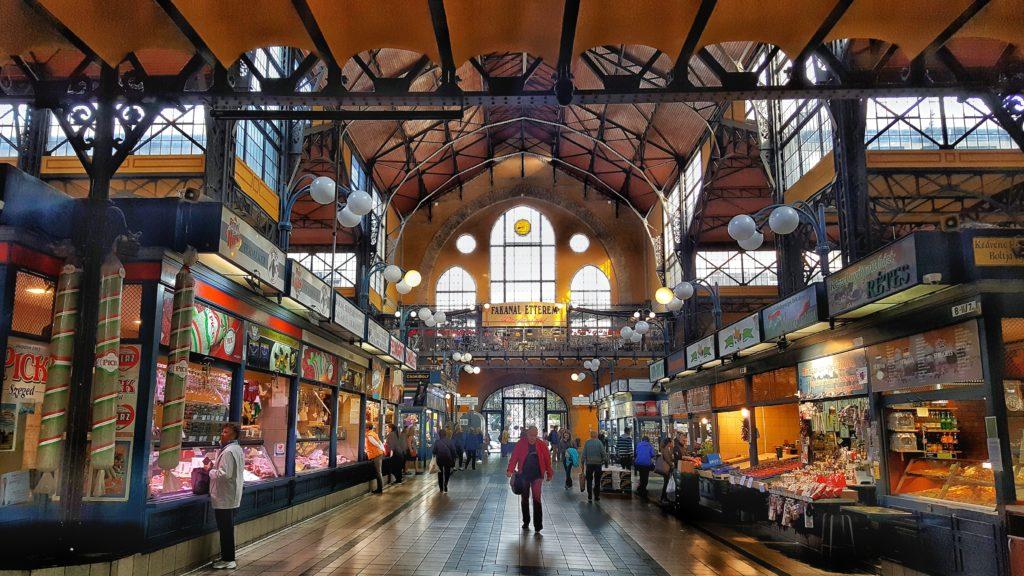 Mercato Coperto Centrale_Budapest_cosa non perdere