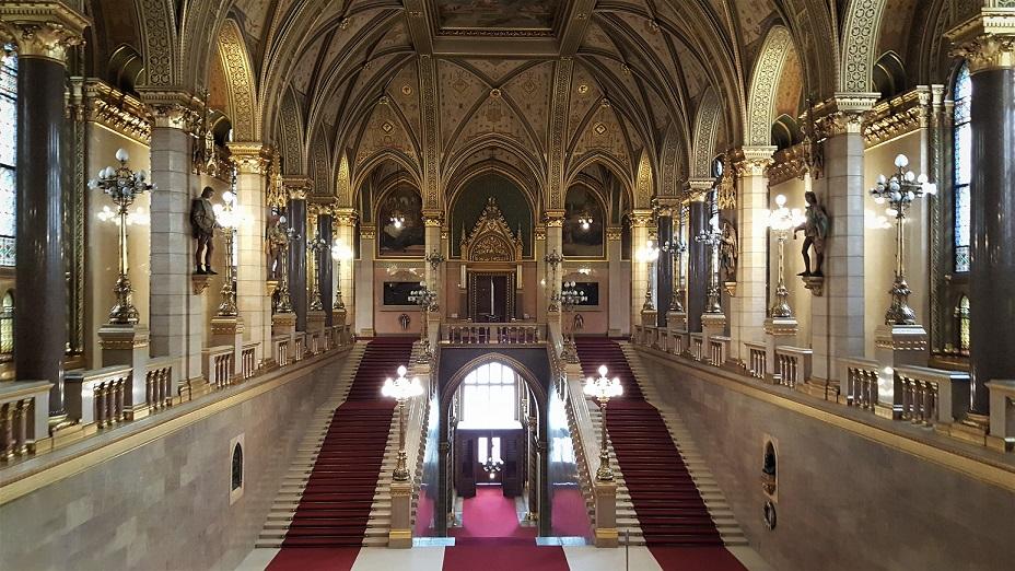 interno_parlamento_budapest_cose da vedere