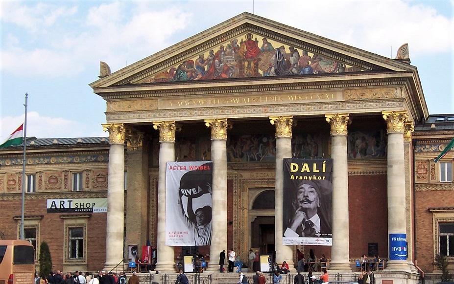 musei da visitare_budapest_museo belle arti