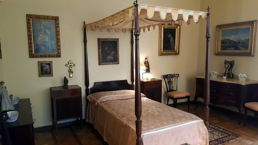 villa del fai_milano_necchi campiglio_camera da letto