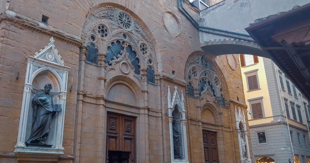 CHIESA DI ORSANMICHELE_cosa vedere gratis a Firenze