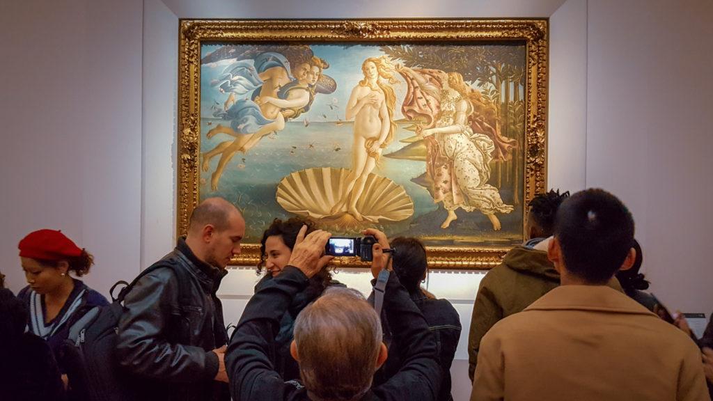 Uffizi_musei da vedere a firenze