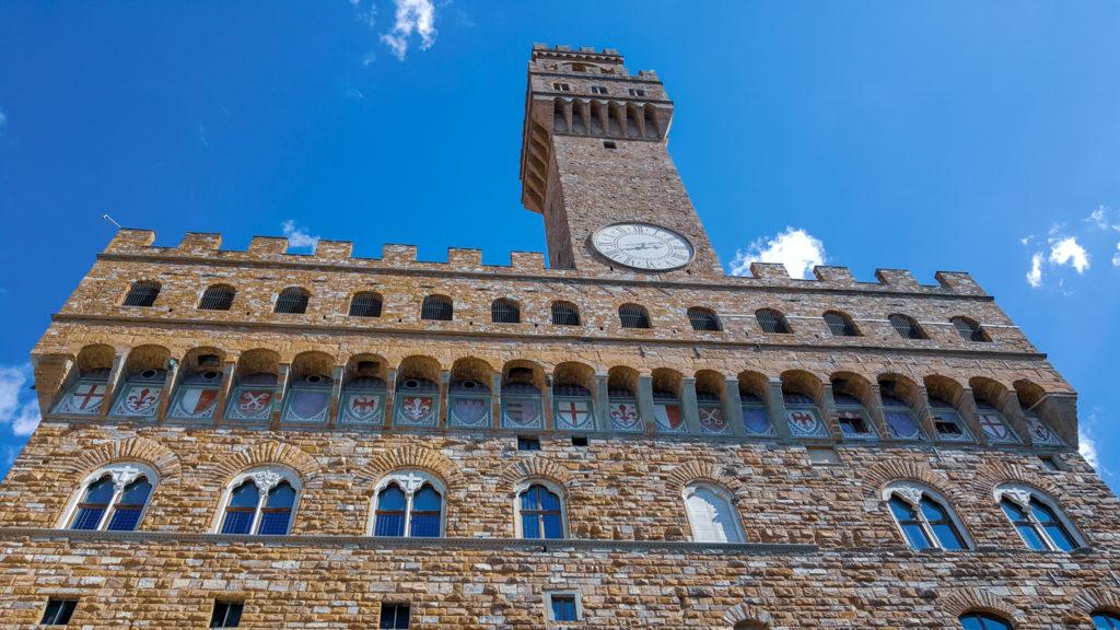 Palazzo Vecchio_cosa vedere a firenze