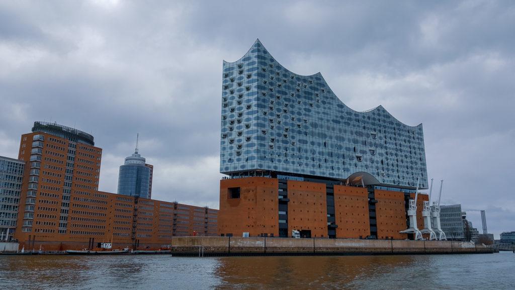 Elbphilarmonie_architettura moderna ad Amburgo