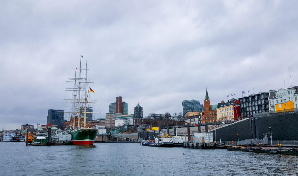 Il porto di Amburgo_cosa fare in città