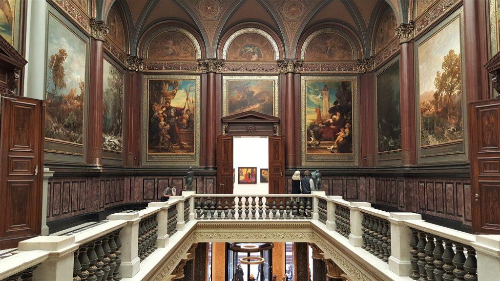 musei di amburgo_cosa vedere_kunsthalle