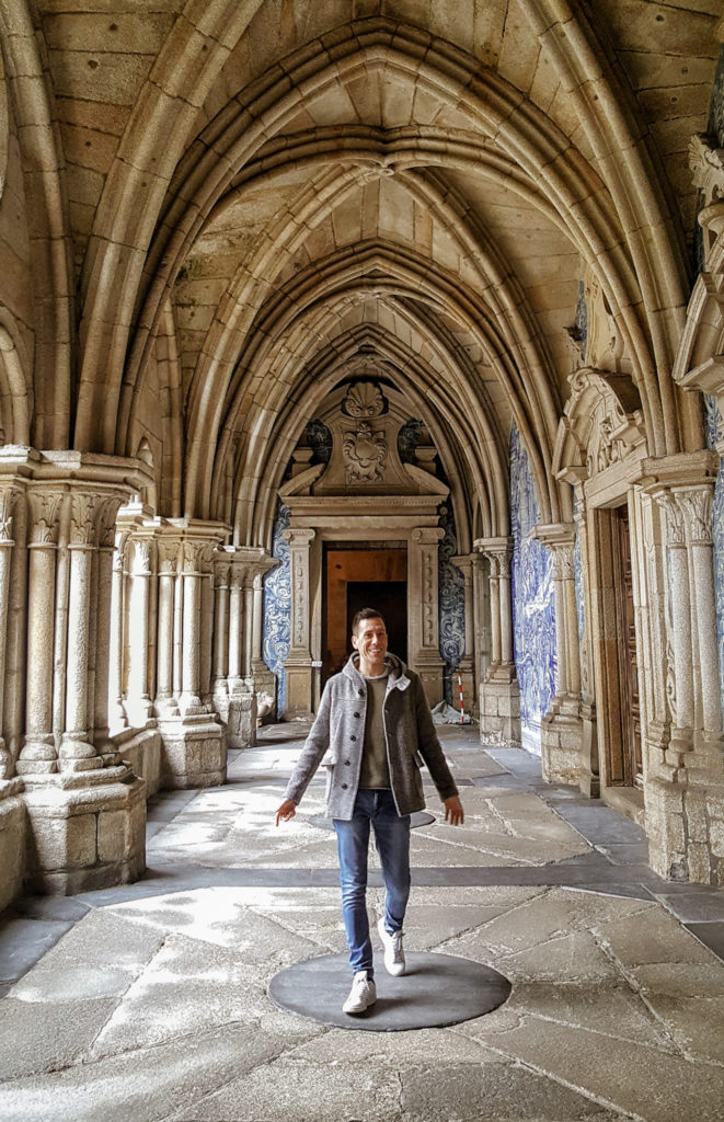 Chiostro della Cattedrale di Porto