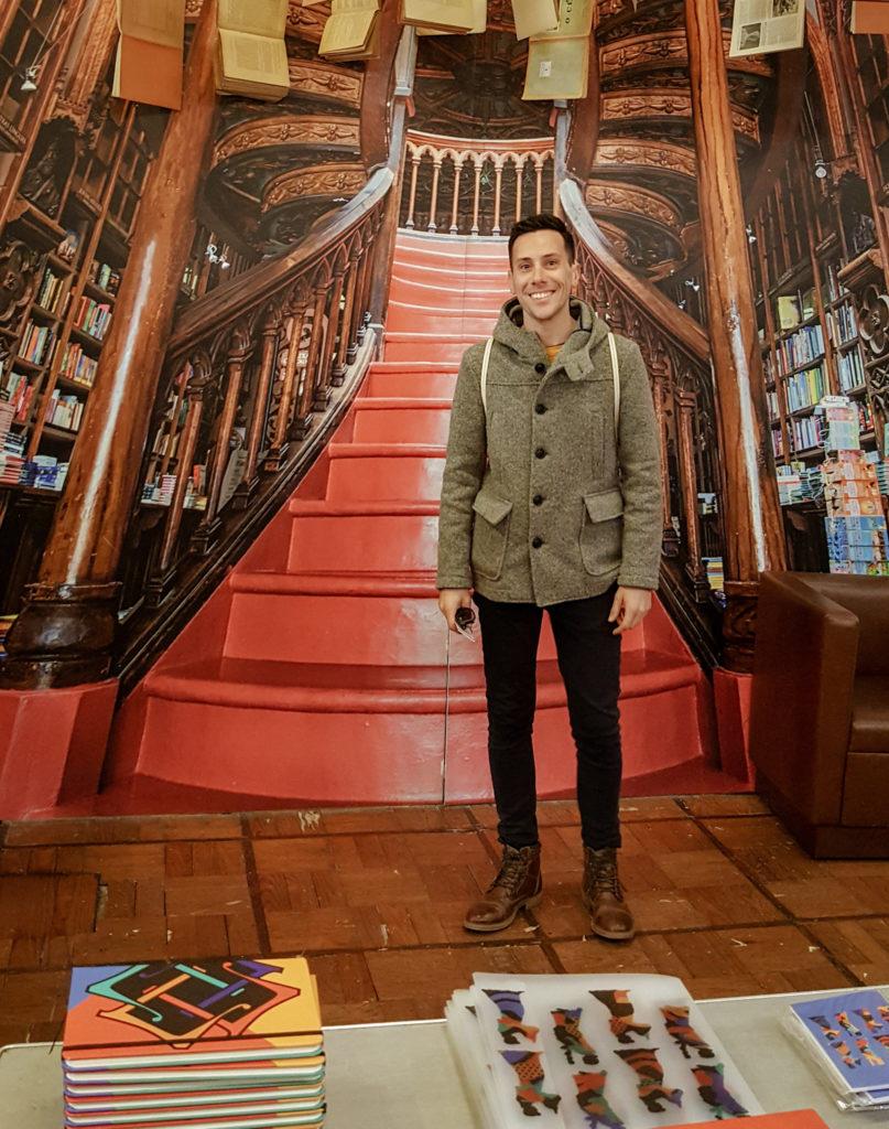 Livraria Lello a Porto