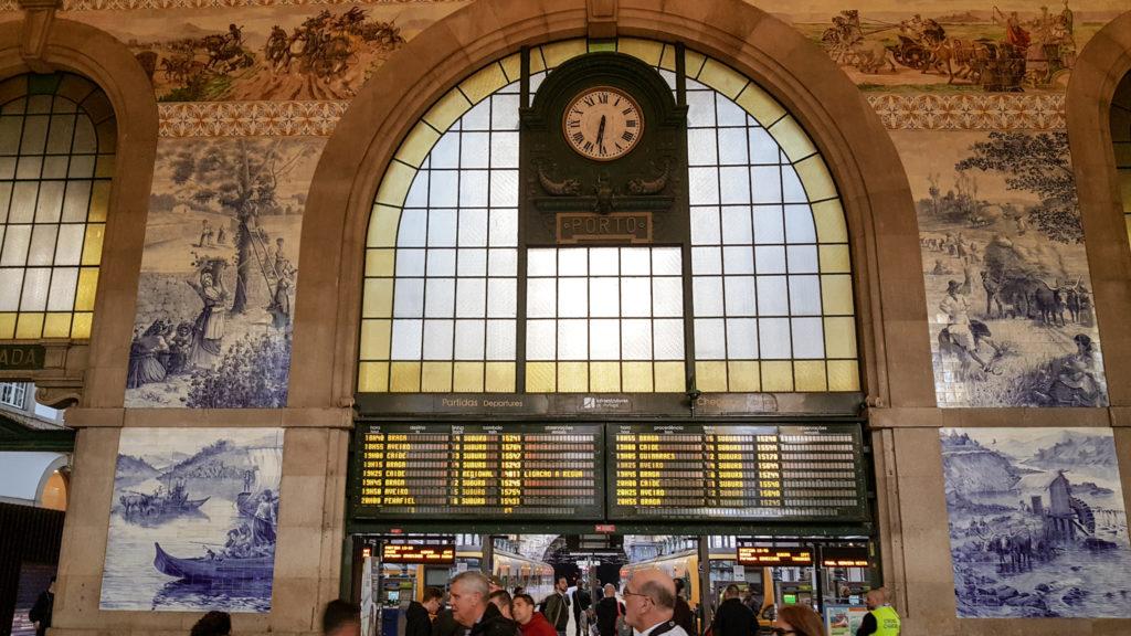 La Stazione di Sao Bento_cosa vedere a Porto in 2 giorni