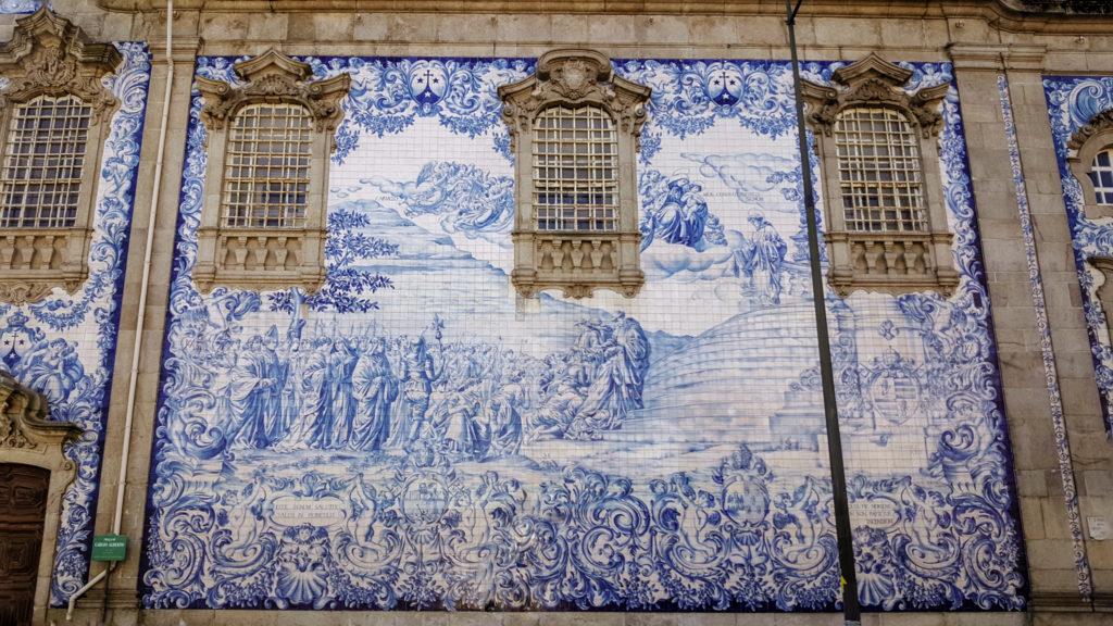 Igreja do Carmo_azulejos_porto
