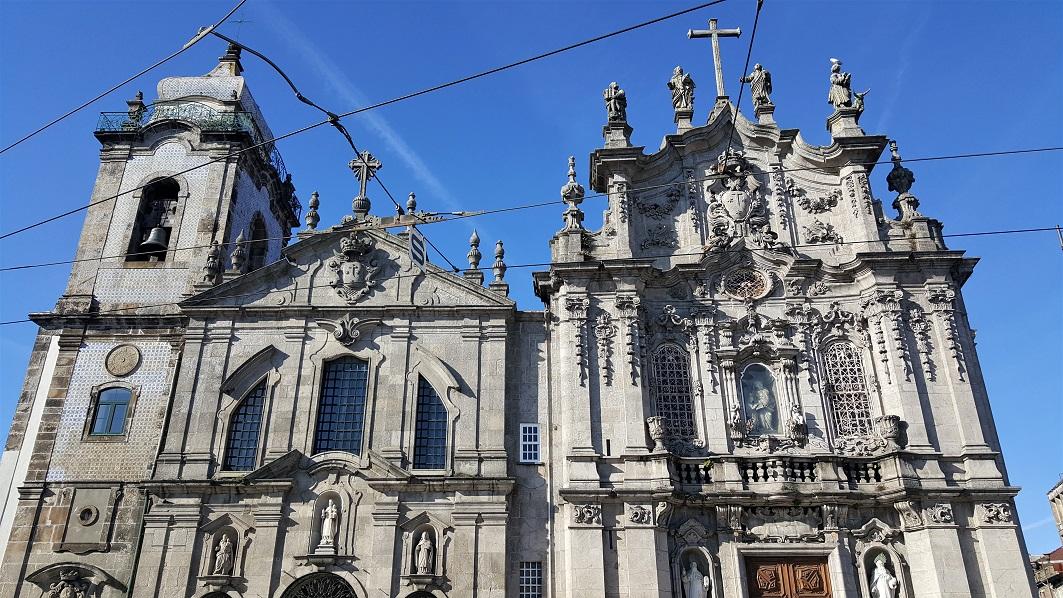 Igreja do Carmo e l'Igreja das Carmelitas_porto