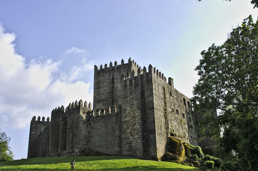 castello di guimaraes_cosa vedere_dintorni di porto
