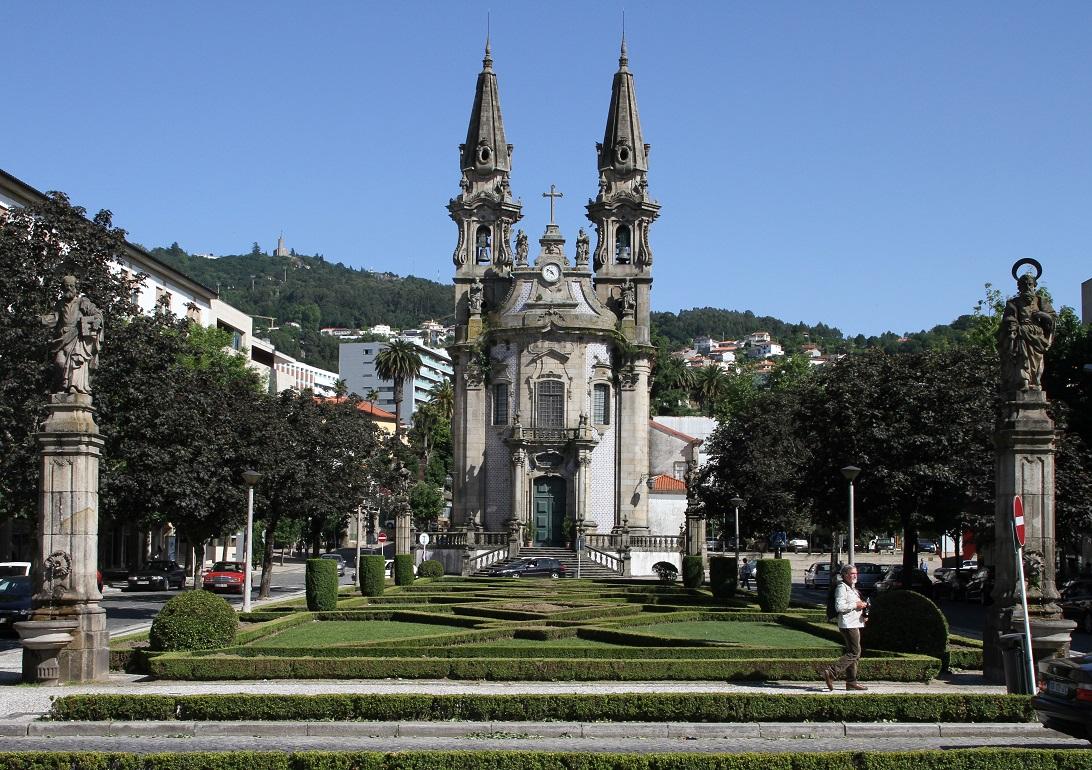 cosa vedere nei dintorni di porto_guimaraes_Igreja de Nossa Senhora da Consolação