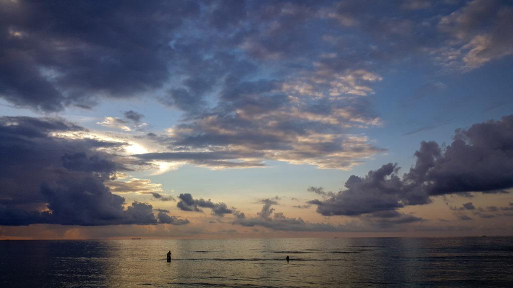 Tramonto alle isole Gili_come arrivare da Bali