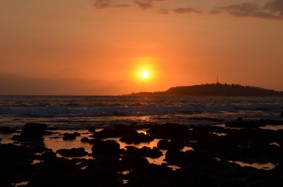 isole gili_quale scegliere_gili air_tramonto