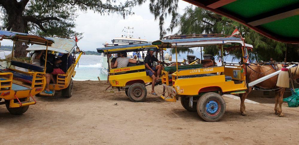 trasporti_isole gili_indonesia_quale scegliere