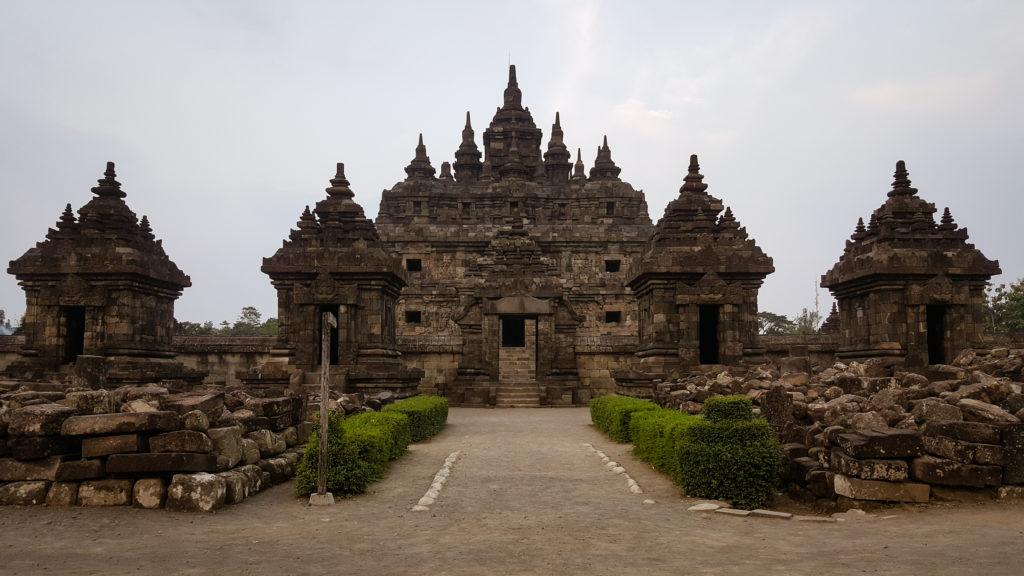 Plaosan Temple_yogyakarta_Java_indonesia