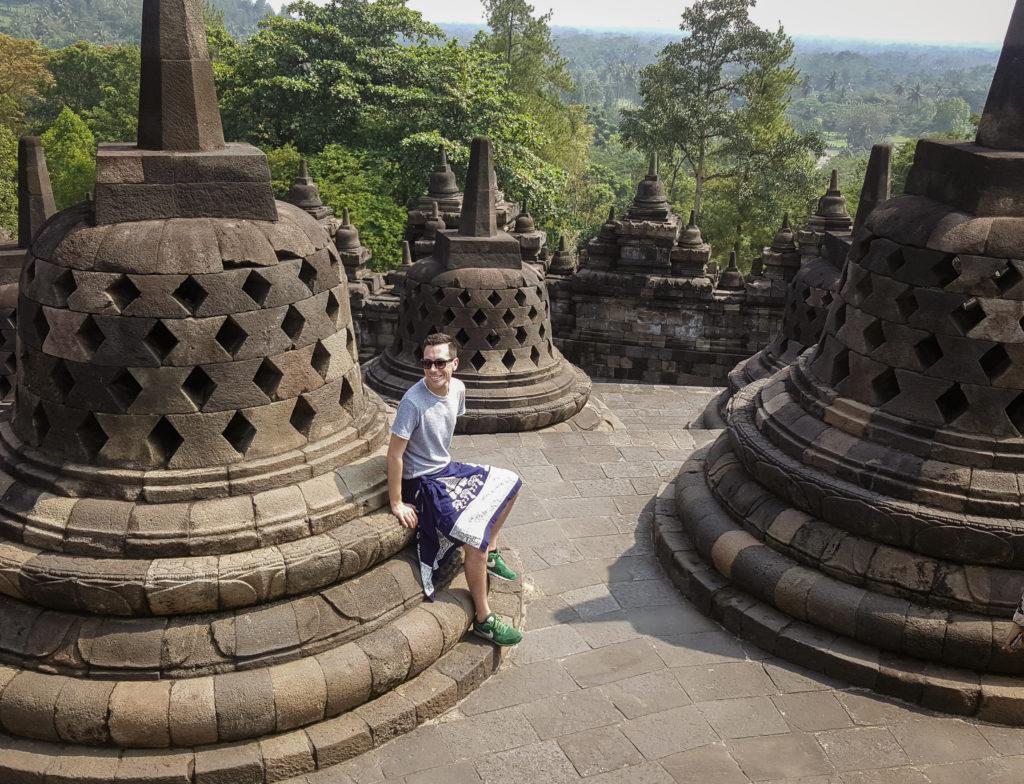 Borobudur_escursione di un giorno da yogyakarta