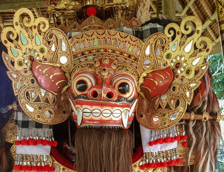 barong_bali_maschera tradizionale