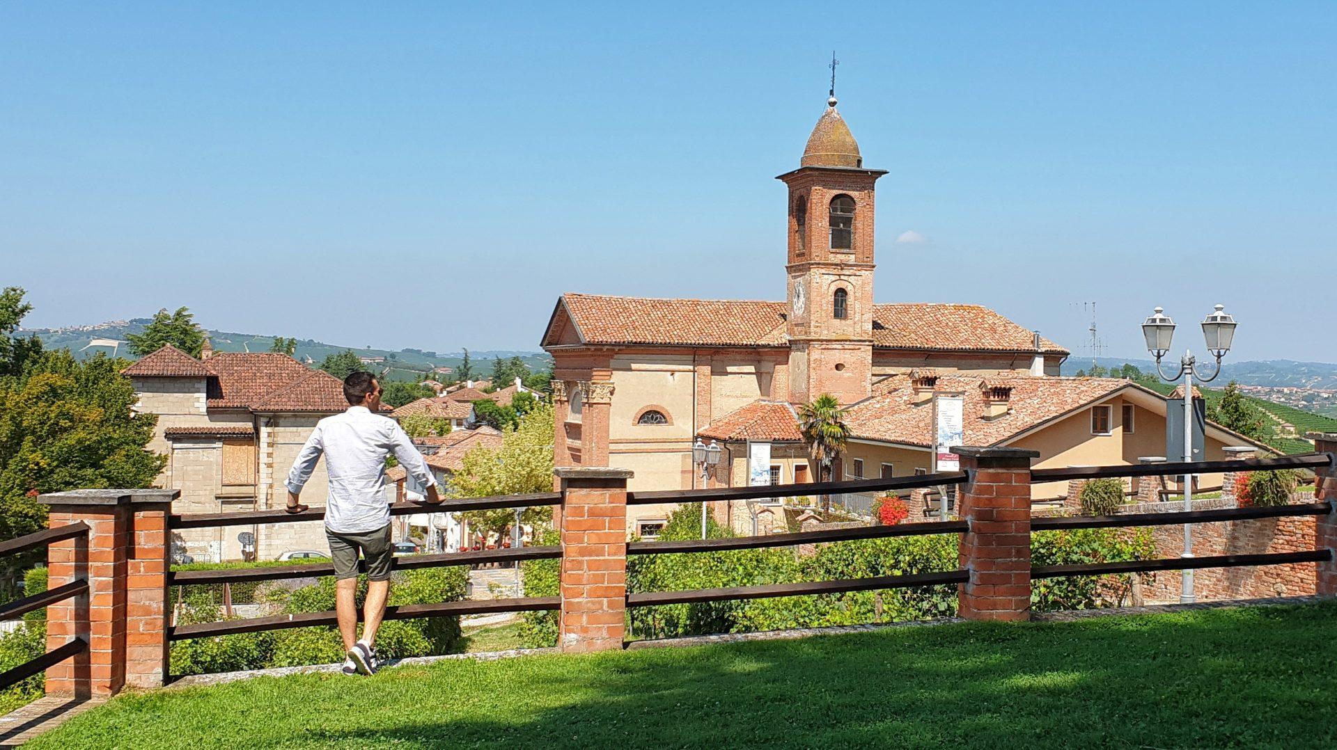 il borgo di Grinzane Cavour_langhe