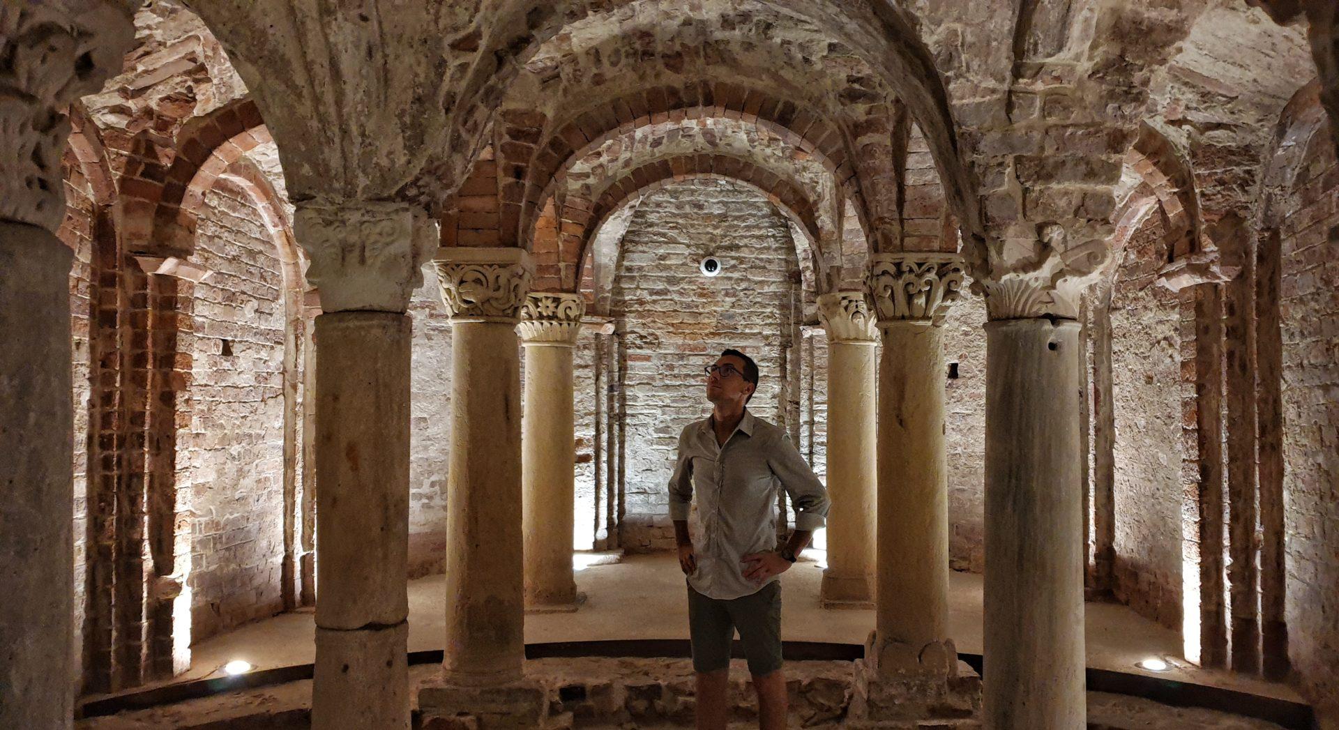La Cripta di Sant'Anastasio_asti_cosa vedere