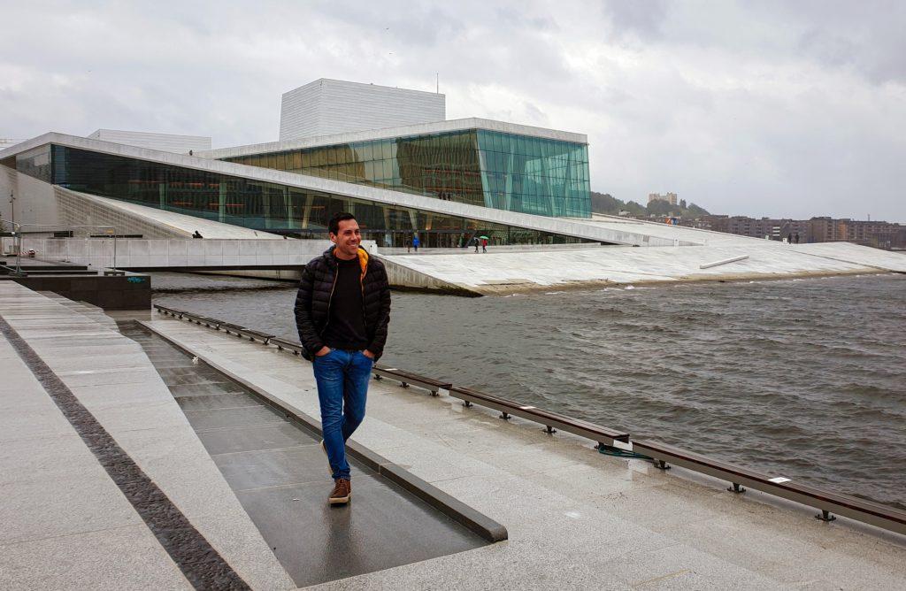 norvegia con i mezzi pubblici