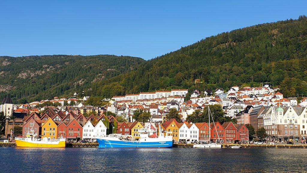 norvegia con i mezzi pubblici 6 giorni