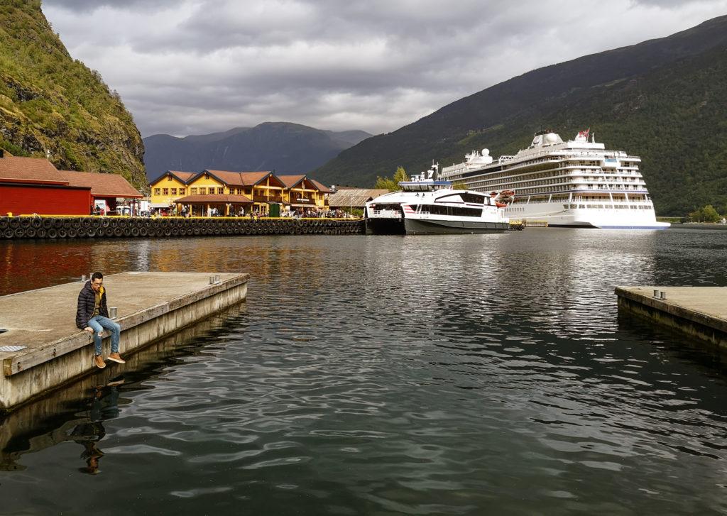 itinerario in norvegia con i mezzi pubblici