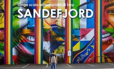 LUNGO SCALO ALL'AEROPORTO DI SANDEFJORD - TORP_oslo_ cosa fare e cosa vedere a Sandefjord
