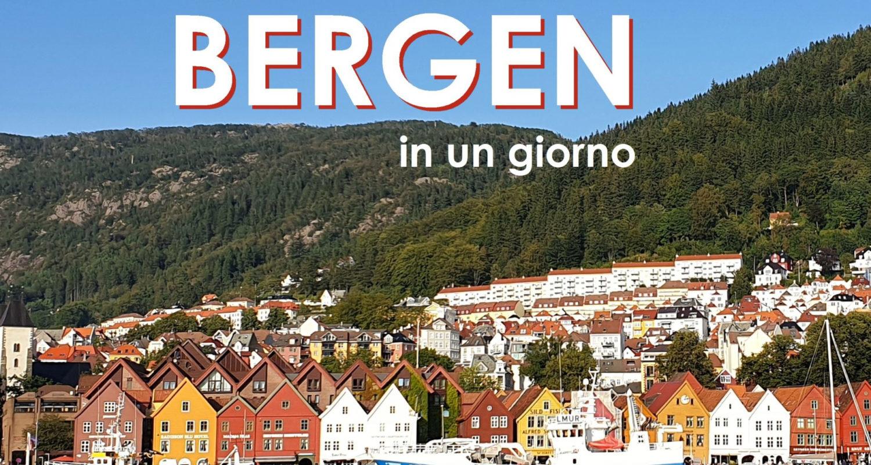 Visitare Bergen in 1 giorno