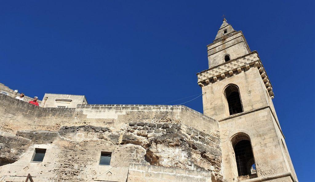 Campanile della Chiesa di San Pietro Barisano a Matera: cosa vedere in un giorno