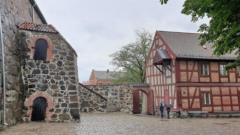 fortezza e castello di oslo_cosa vedere