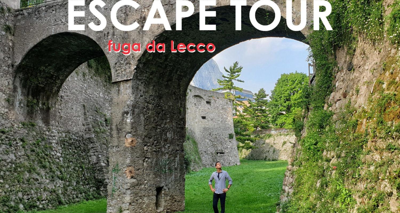 escape tour guda da lecco