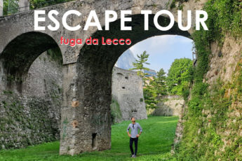 escape tour guda da lecco