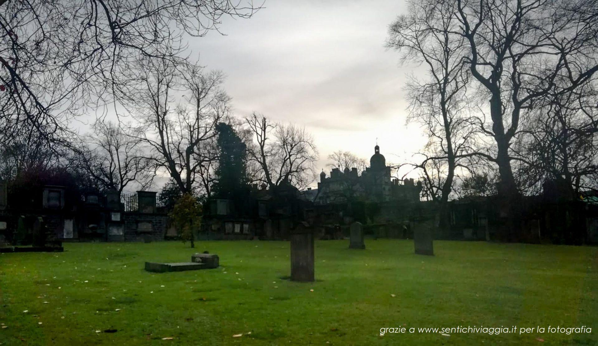 cimitero edimburgo halloween